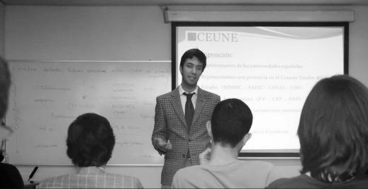 2a sesion Gabri Martin CEUNE